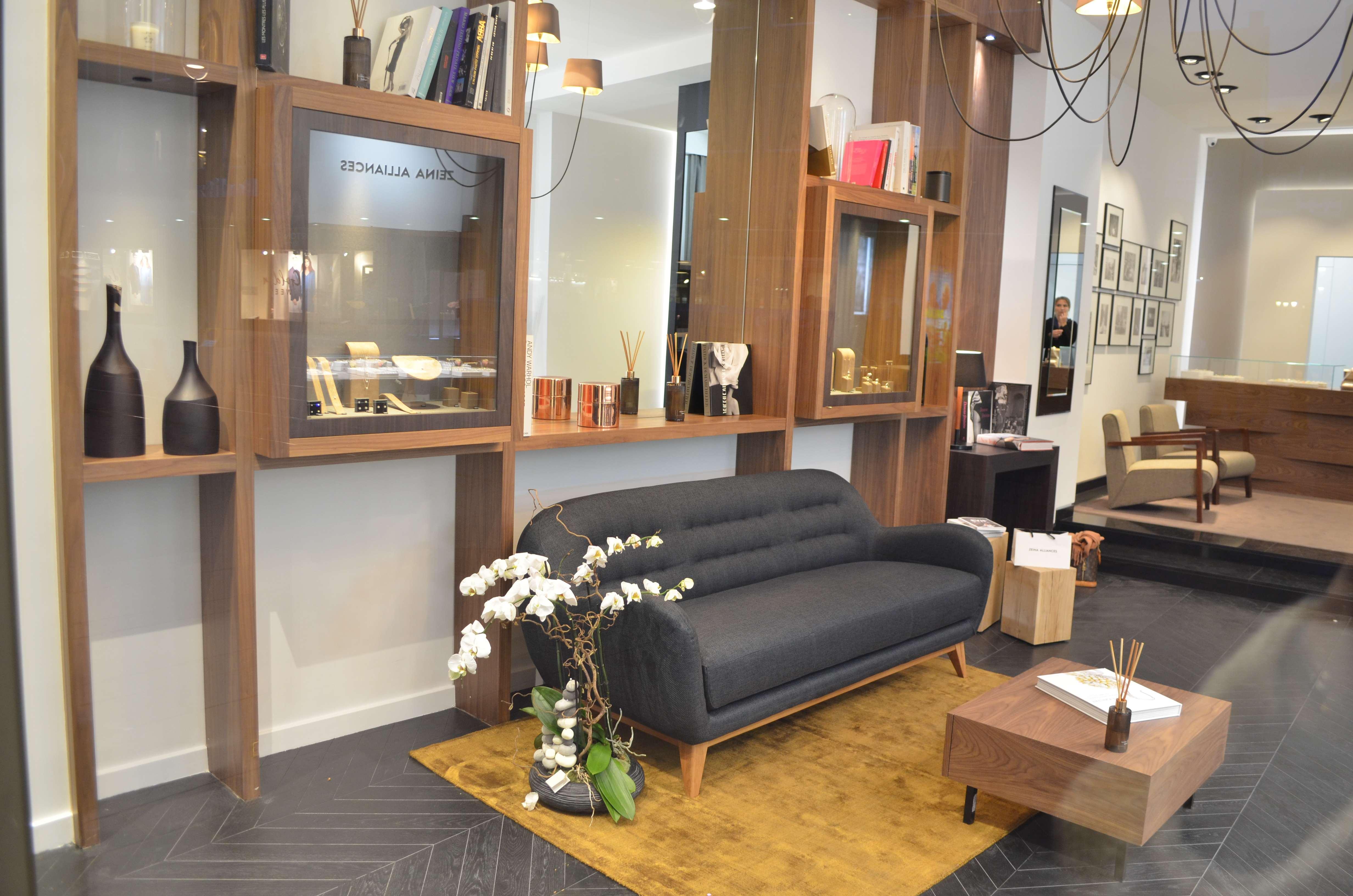 zeina alliances un concept store autour du diamant les rendez vous de camille. Black Bedroom Furniture Sets. Home Design Ideas