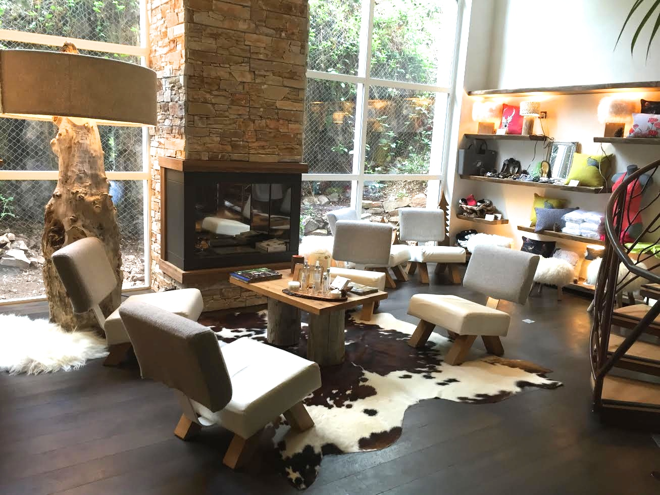 parenth se d tente au spa de la chenaudi re les rendez. Black Bedroom Furniture Sets. Home Design Ideas