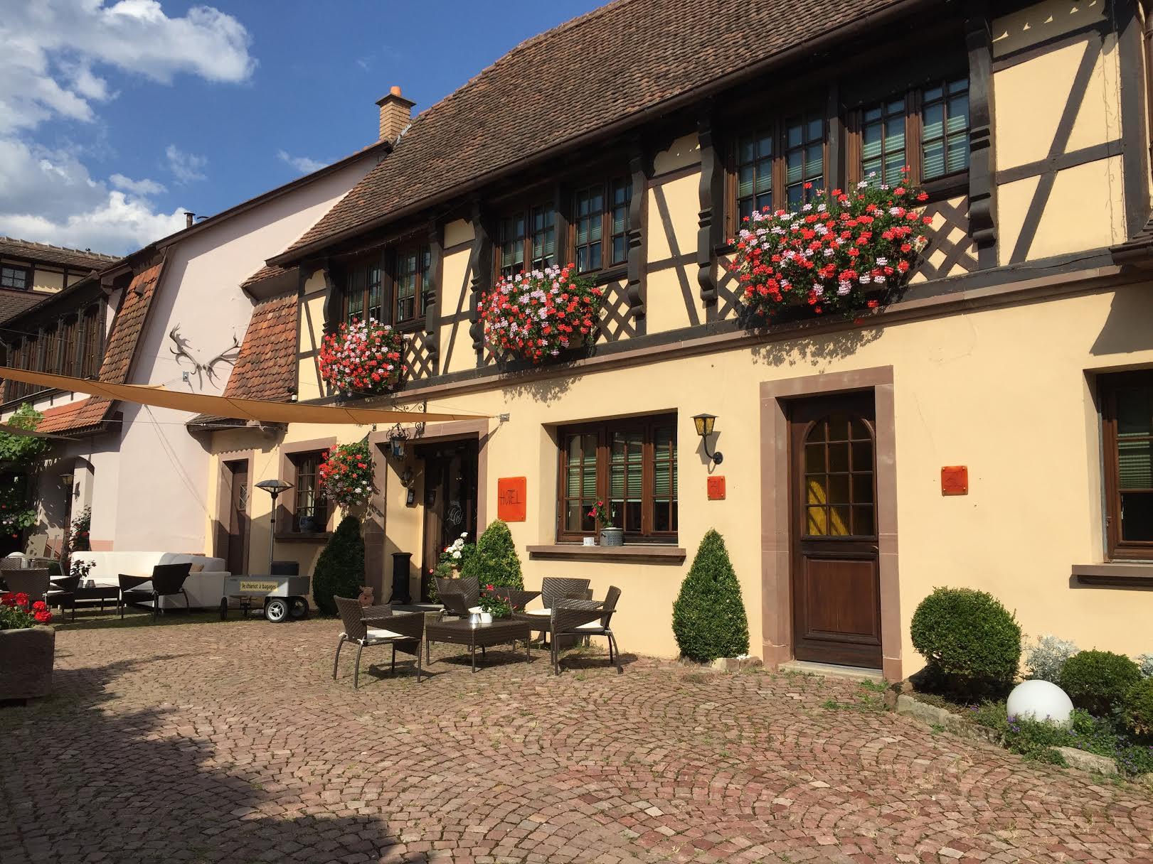 le cerf-marlenheim-restaurant-bonne adresse-gastronomie-michelin-alsace 2